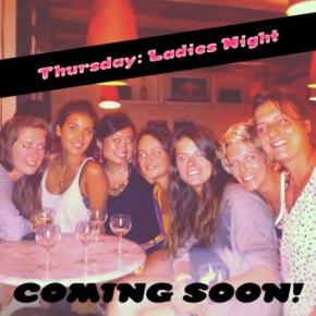 Ladies Night, listen to guys!Vol.1