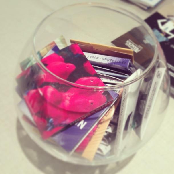 condome by agnes b. lol