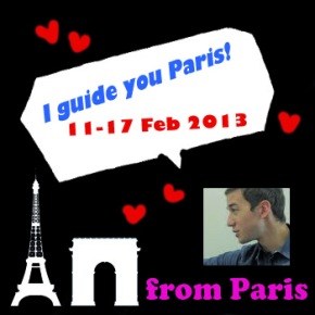 Paris INFO :Special St-Valentine!11-17 Feb2013