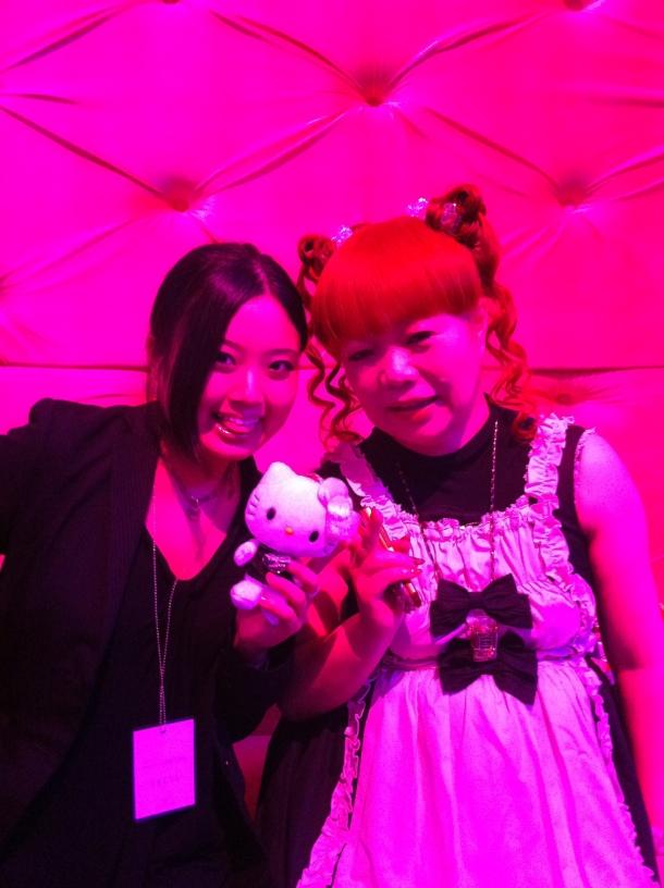yuko yamaguchi designer of hallo kitty