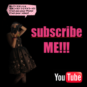 My page on YouTubefinally!