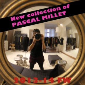 NEW collection of PASCAL MILLET is RussianStyle!