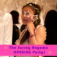 THE SURREY AOYAMA Opening Party