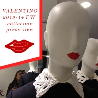 VALENTINO 2013-14FW collection