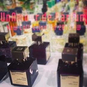 Un Amour de Parfum (Parfum collection2013)