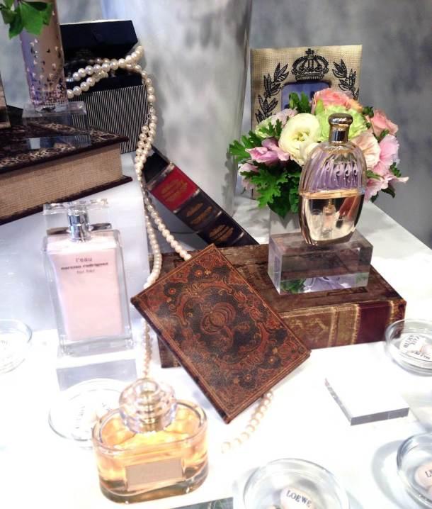 un amour de parfum