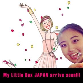 My Little Box JAPAN arrivesoon!