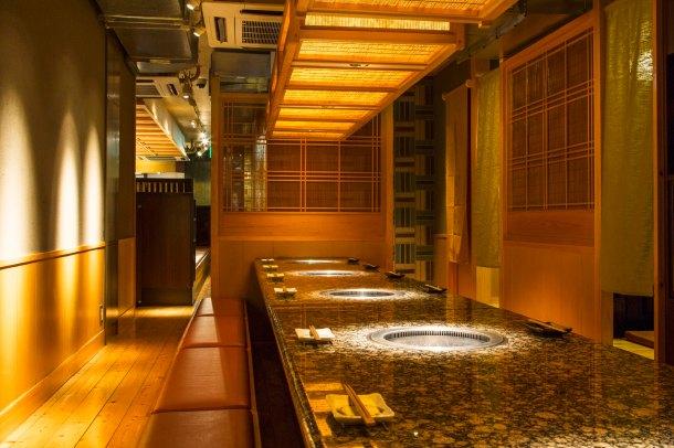Japanese dream tasting food time at ushigoro-kan