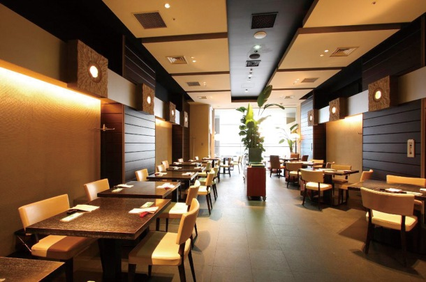 "Beauty paradise ""FANCL GINZA SQUARE"" renewal open!9F_レストラン ぎんざ 泥武士"