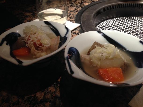 IMG_4496Japanese dream tasting food time at ushigoro-kan yakiniku tokyo