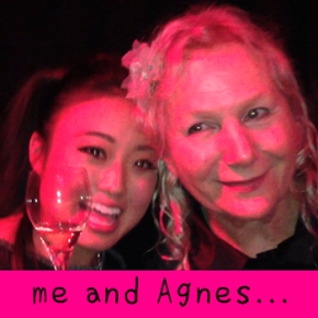 memory of Me and Agnès b.