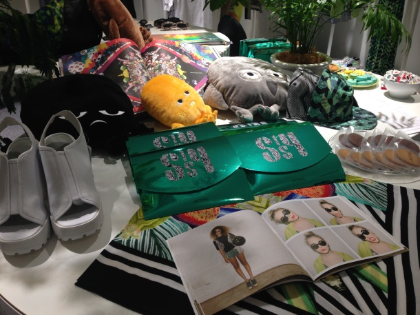 MONKI 2014SS press view!