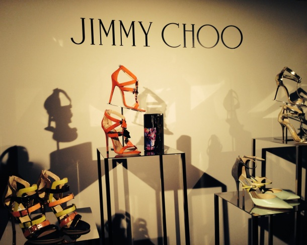 LOVELY JIMMY CHOO COCKTAILS