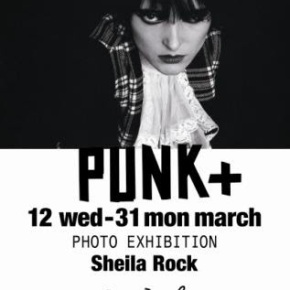 """Information Expo """"PUNK+"""" by SheilaRock"""