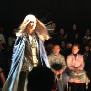 17 March : Mercedes-Benz Fashion WeekTokyo