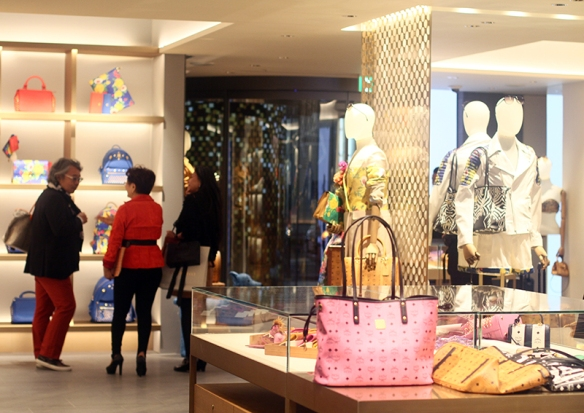 pretty nice 8fb32 d7977 MCM Ginza OPEN!! | MIKI TV