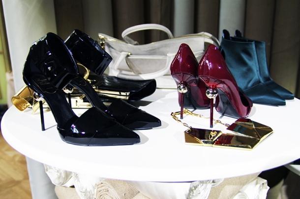 Roger Vivier 2014-15FW collection Paris1
