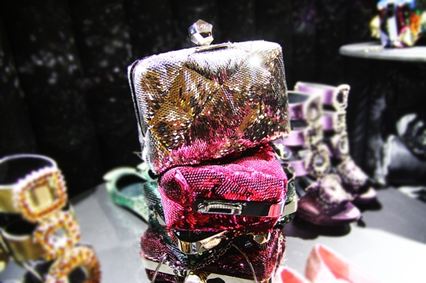 Roger Vivier 2014-15FW collection Paris6