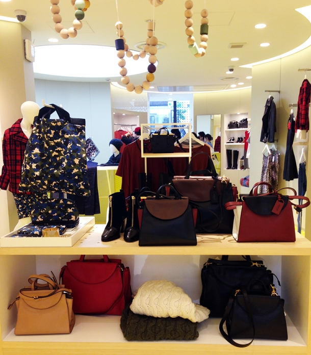 KATE SPADE SATURDAY 2014 Fall4