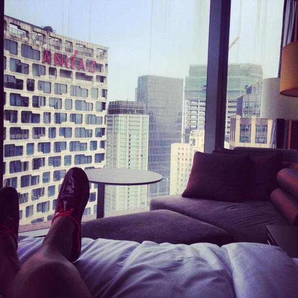 "HOW LUXURY HOTEL ""The Langham Xintiandi""11"