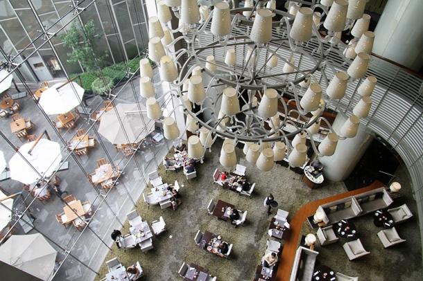 "HOW LUXURY HOTEL ""The Langham Xintiandi""12"
