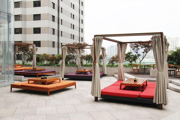 "HOW LUXURY HOTEL ""The Langham Xintiandi""14"