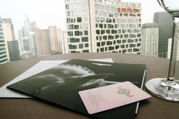 "HOW LUXURY HOTEL ""The Langham Xintiandi""4"
