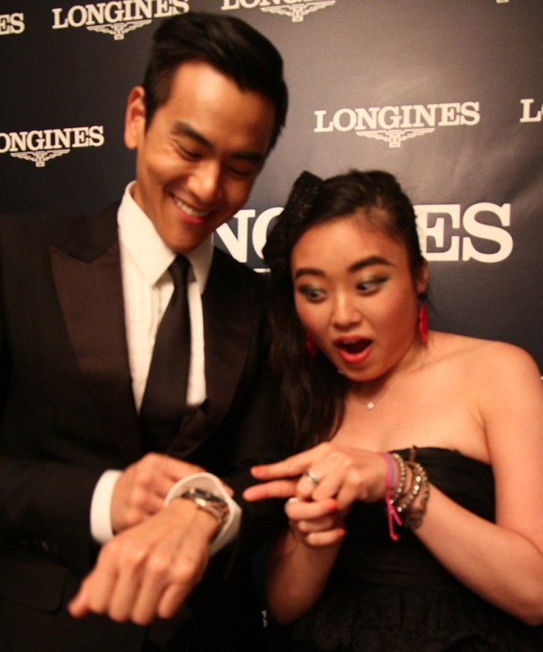 Launch of new ambassador of LONGINES2