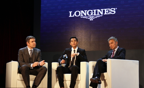 Launch of new ambassador of LONGINES3