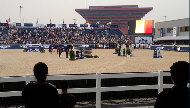 Longines Global Champions Tour of Shanghai3