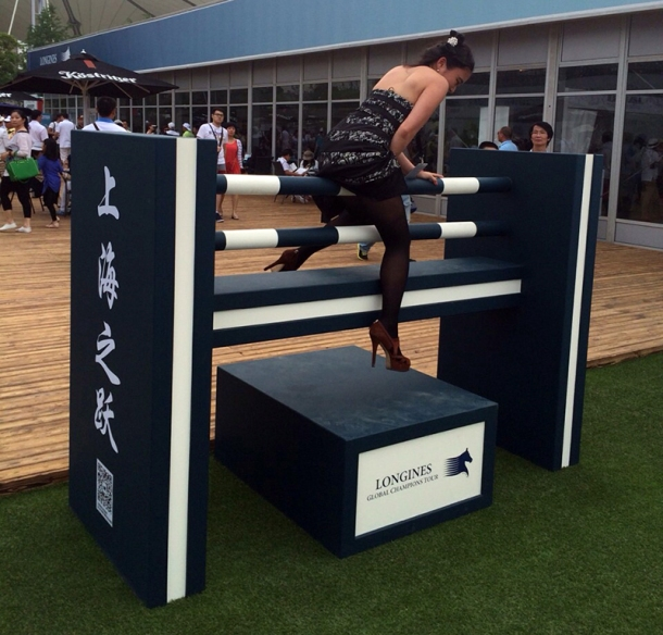 Longines Global Champions Tour of Shanghai5