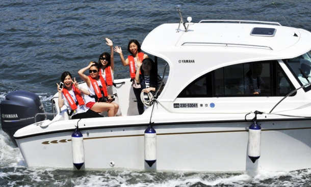 yamaha marin club3