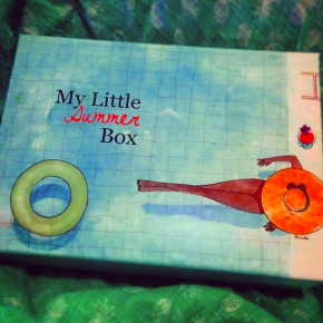 Every summer has a story by My Little Summer Box