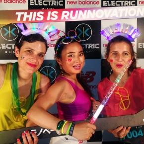 crazy marathon ELECTRICRUN