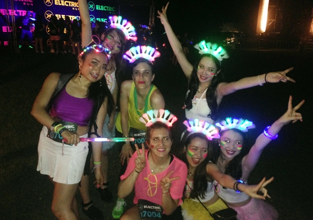electric run japan3