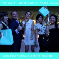 "the ""Tiffany T"" Collection Launch party"