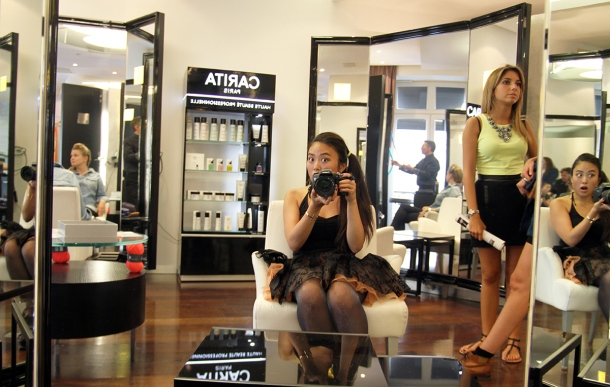 Hair Atelier by CARITA x BERGERE de France VFNO1