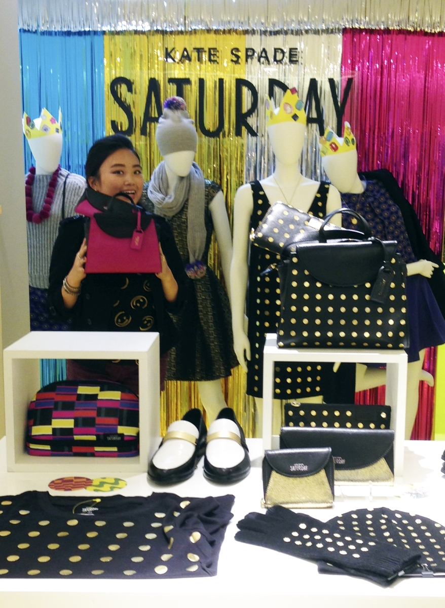 Kate spade Saturday POP UP SHOP OPEN!
