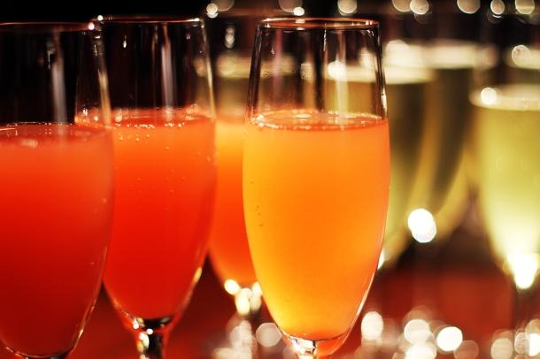 Pink night at YSL Beauty salon1