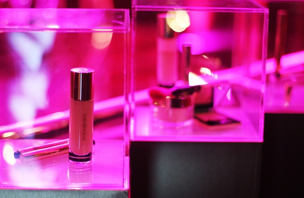 Pink night at YSL Beauty salon13
