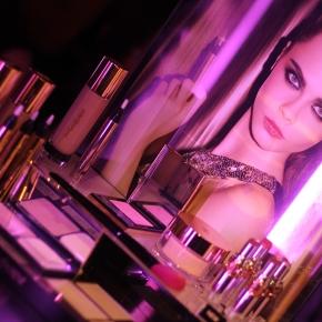 Pink night at YSL Beautysalon