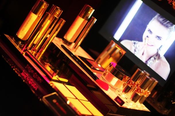 Pink night at YSL Beauty salon8