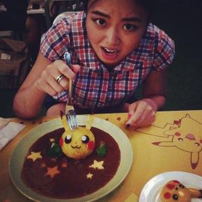 SO CUTE!!! Pikachu Cafe❤