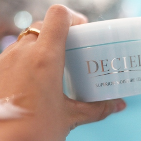 "Japanese new cosmetic brand ""DECIEL"""