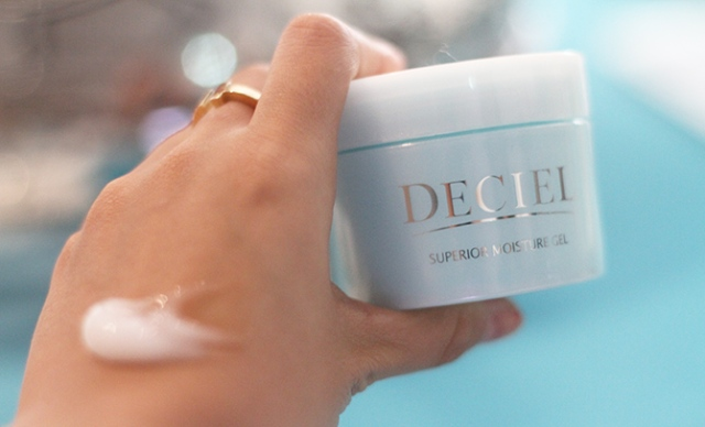 Japanese new cosme brand DECIEL5