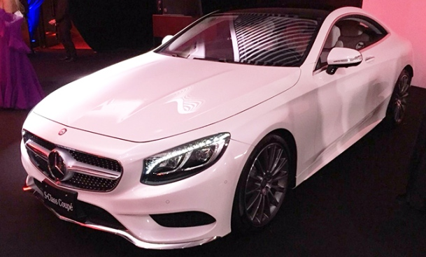 mercedes benz s class coupe party11
