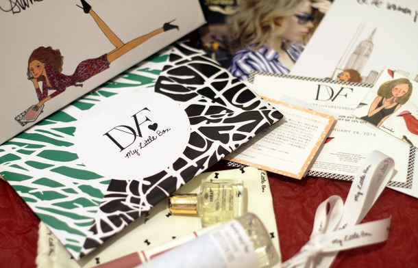 my little box Diane von Furstenberg oct 2014
