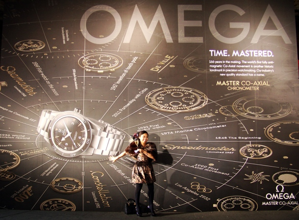 omega The Great Adventure of Master Co-Axial5
