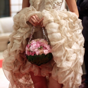 Flower x Fashion party at Embassy ofColombia
