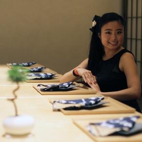 Hilton Tokyo New dining floorTSUNOHAZU